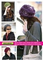 Crochet Slouchy Beanies for the Family Book A5 75358 DISCONTINUED